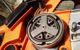 Ключ для снятия сцепления бензопилы