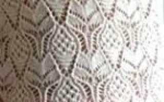 Вязание плотных узоров спицами — описание схем, особенности, советы и фото примеры