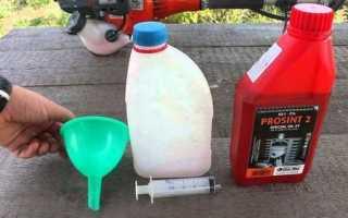 Какой бензин заливать в бензопилу хускварна
