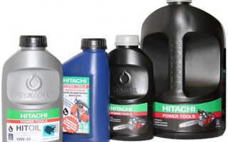 Соотношение масла и бензина для двухтактных двигателей