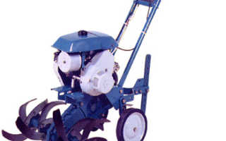 Мотокультиватор крот мк 1а