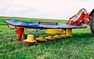 Косилки роторные для мтз