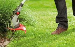 Лучший триммер для травы бензиновый