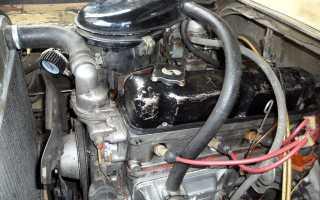 Двигатель 417800 какой бензин