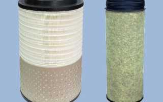 Замена корпуса масляных фильтров камаз