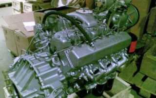Зил 4331 с двигателем бензиновым