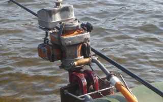 Лодочные моторы из бензопилы