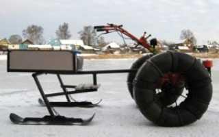 Самоделки с мотором от мотоблока