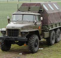 Урал бензиновый двигатель