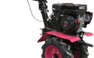 Мотоблоки с двигателем субару